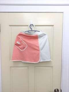 🚚 橘粉可愛裙子