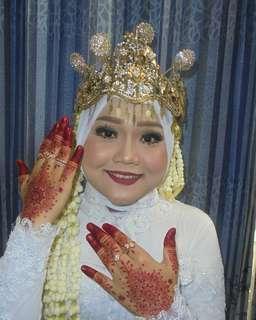 Jasa makeup pengantin jabodetabek