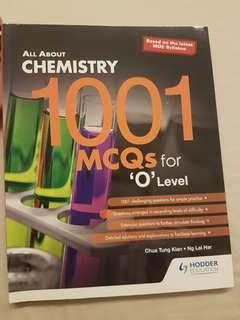 All About Chemistry 1001 MCQs for 'O' Level (Hoder Education)