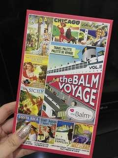 Authentic The Balm Voyage ( Travel Palette )