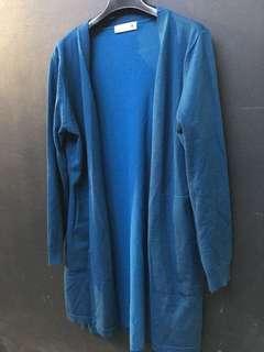 tokichoi 藍色外套