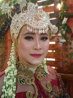 Jasa makeup pengantin