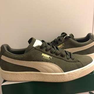 Puma Classics (Khaki)