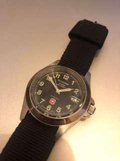 Bucherer for Swiss military 自動瑞士機芯