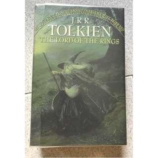 The Lord of The Rings JRR Tolkien Storybook Paperback