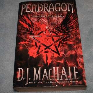Pendragon #9 : Raven Rise