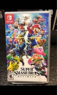 Nintendo Super smash bro