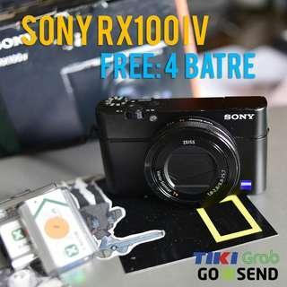 Sony RX100 IV TERMURAH