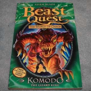 Beast Quest : The World Of Chaos ( #31 )