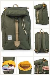 近乎全新 3折 hellolulu Sutton backpack