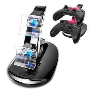 🚚 Xbox One Controller Dual Charger Docking Stand