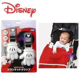 🚚 迪士尼米奇手套造型被夾