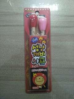 Matchstick emoji mechanical pencils