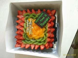 Fruits Caked