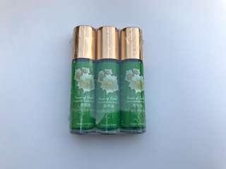 青草油 (共三瓶,購自泰國)
