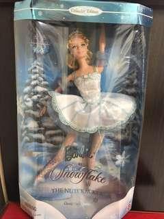 🚚 The Nutcracker Barbie Doll