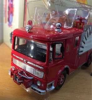 CORGI 香港 港英 消防車 Fire Engine 救火車