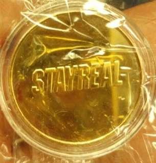 🚚 STAYREAL X 五月天 PLAN.A 金幣
