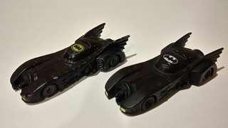 ERTL set Batmobile 1989 dan 1992