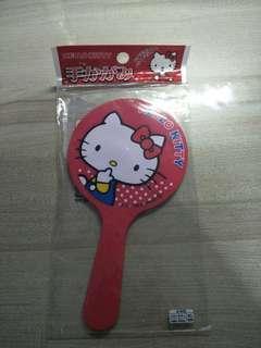 Hello Kitty Handheld Mirror