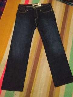 GAP Dark Blue Denim Jeans Size 32
