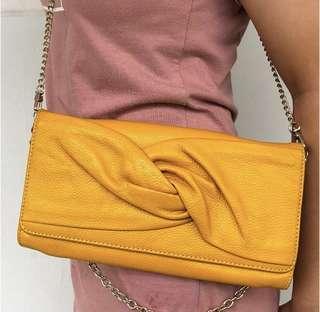 Mustard Sling/Handbag [REDUCED]