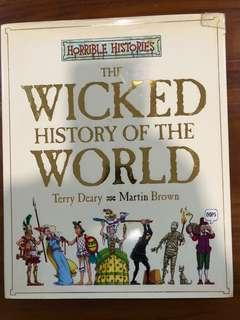 Horrible Histories-The Wicked History of the World