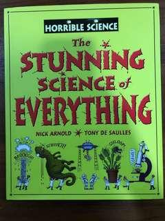Horrible Science-The Stunning Science of Everything