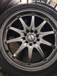 MAGLINE forged