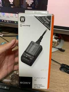 Sony BC-TRW A7 A7M2 A7R Travel Charger
