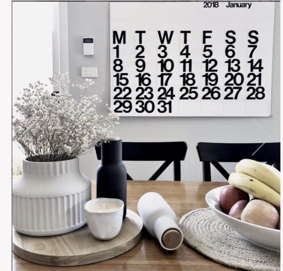 2019 Stendig Calendar Furniture Home Decor Others On Carousell