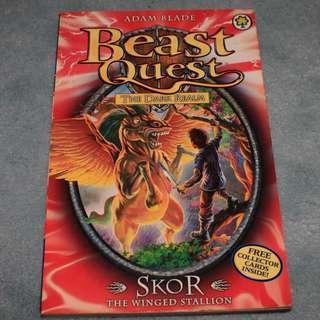 Beast Quest : The Dark World ( #14 )