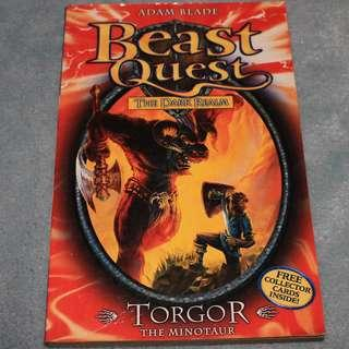 Beast Quest : The Dark Realm ( #13 )