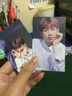 wings chronicles- photocards (set)