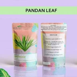 Calmskin Wash Off Mask Pandan Leaf