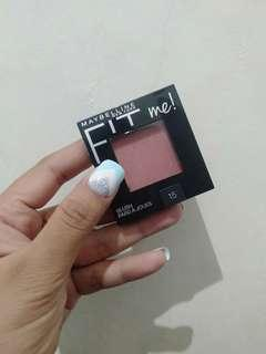 Fit me blush on #New