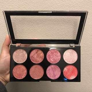 Makeup Revolution Ultimate Blush & Highlight