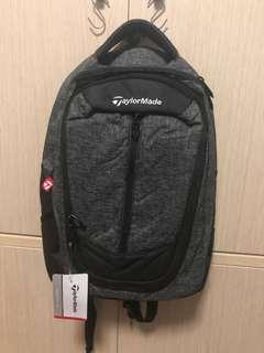 Grey Taylormade backpack