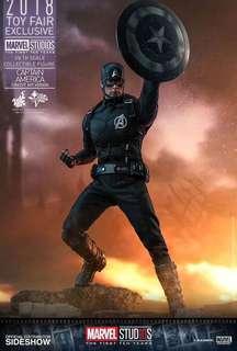 *MISB* Hot Toys: Captain America (Concept Art Version)