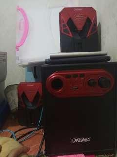 Speaker bluetooth Dazumba