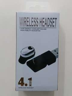 Wireless Headset 藍牙耳機