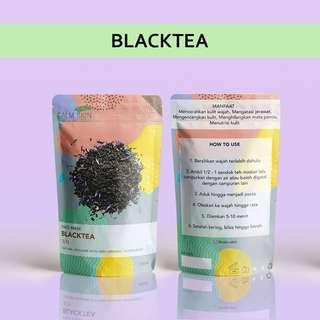 Calmskin Wash off mask Black tea