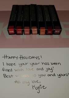 Matte and Velvet Lipstick