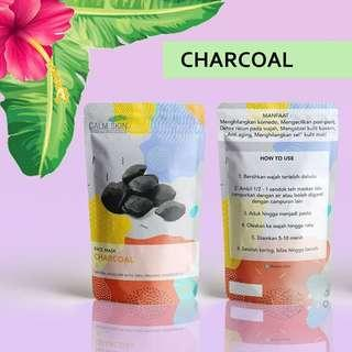 Cqlmskin Wash off mask Charcoal