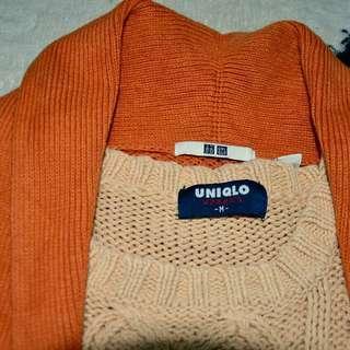 UNIQLO Knitwear Combo