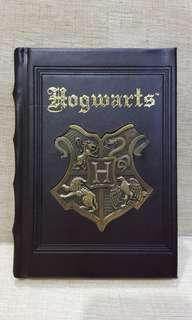 Hardbound Hogwarts notebook