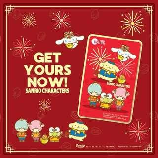 🚚 Chinese New Year Sanrio EZ-Link Card