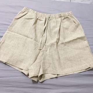 年底特優🔥棉麻短褲
