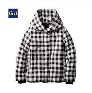 GU鋪棉外套