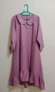 Tunik rample pink busui friendly
